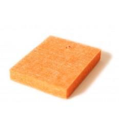 Orange mørk miljøvenlig AQsorb akustikplade