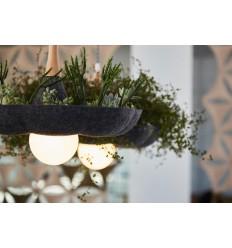 Garden loftlampe i miljøvenligt og lydabsorberende PET