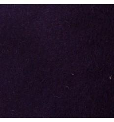 Midnatslilla uldfilt 5mm (180x700 cm)