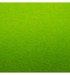 Neongrøn uldfilt 5mm (180x870 cm)