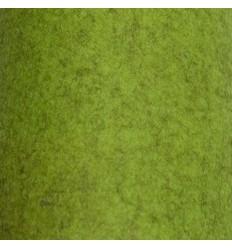 Grøn uldfilt 3mm (30x2000 cm)
