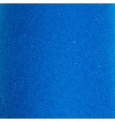 Blå uldfilt 5mm (180x98 cm)