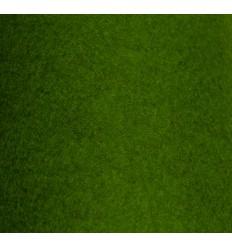 Mosgrøn uldfilt 5mm (79,5x620 cm)