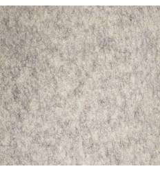 Grå uldfilt 5mm (720x44 cm)