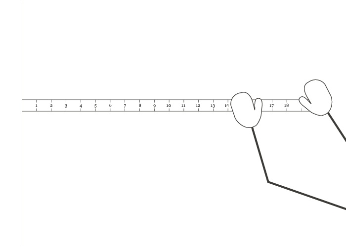 monteringsguide skæring step1