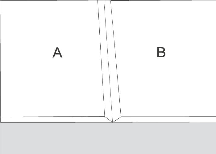 monteringsguide skæring tip step1